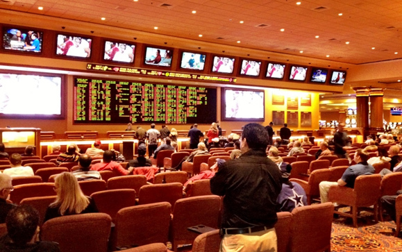 Sports betting breaks records during pandemic img 1